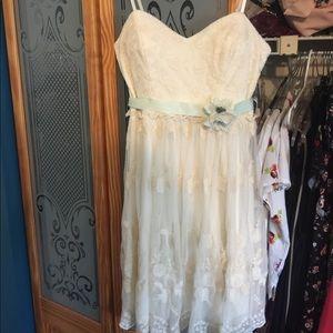 Cute Lace Summer Dress